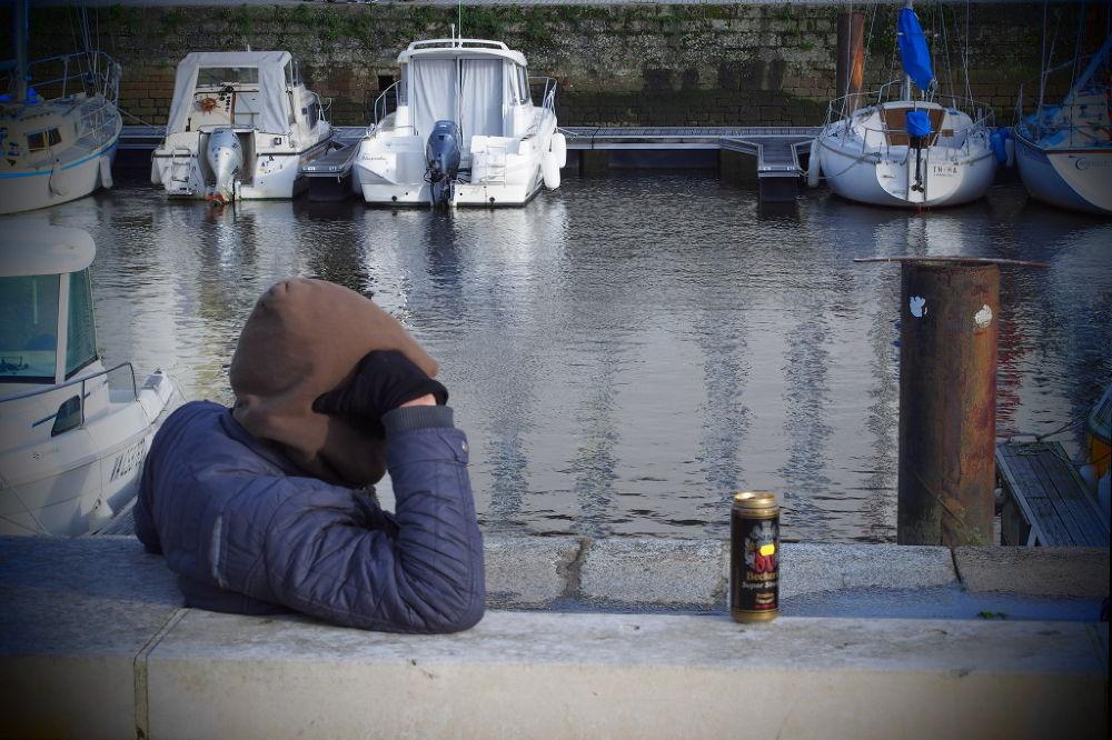 Pas la mer à boire by leotempo