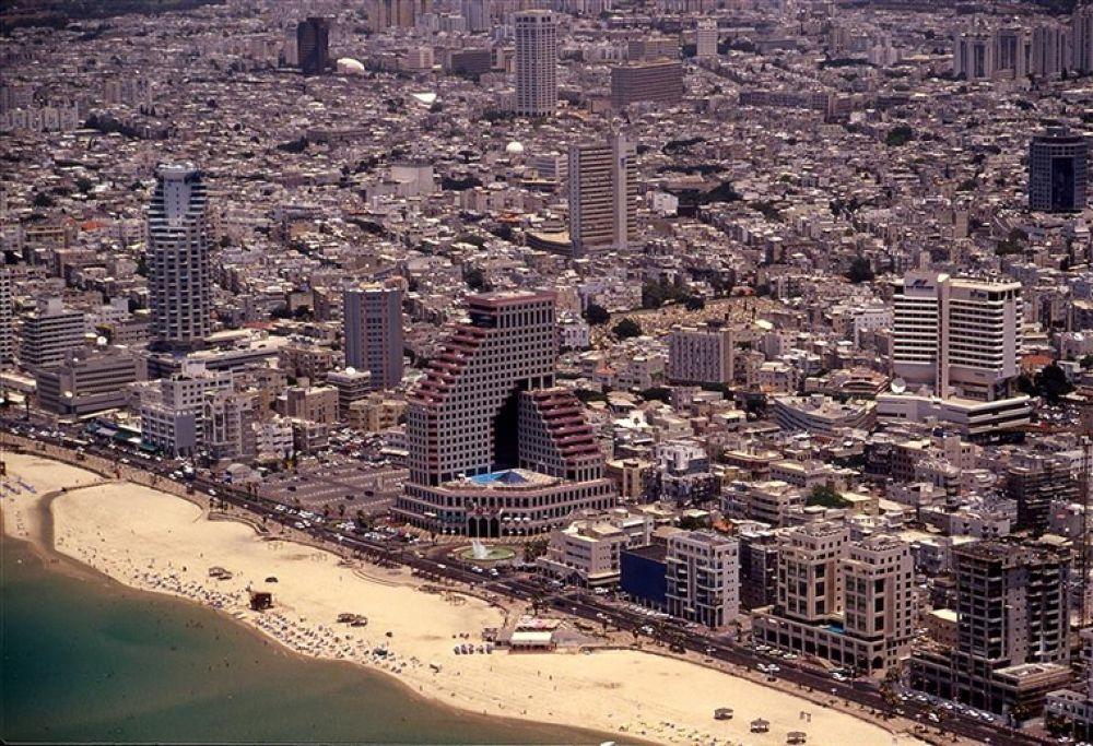 Tel Aviv2 by crazyduck