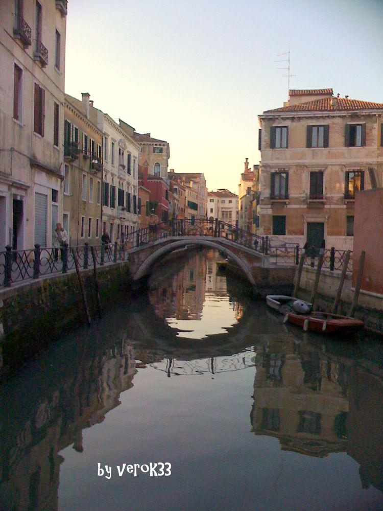 Channels, Venice by verok33