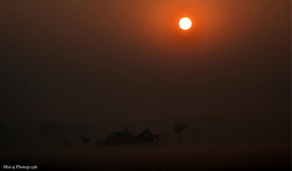 The Fogg.......... by dhirajyadav14