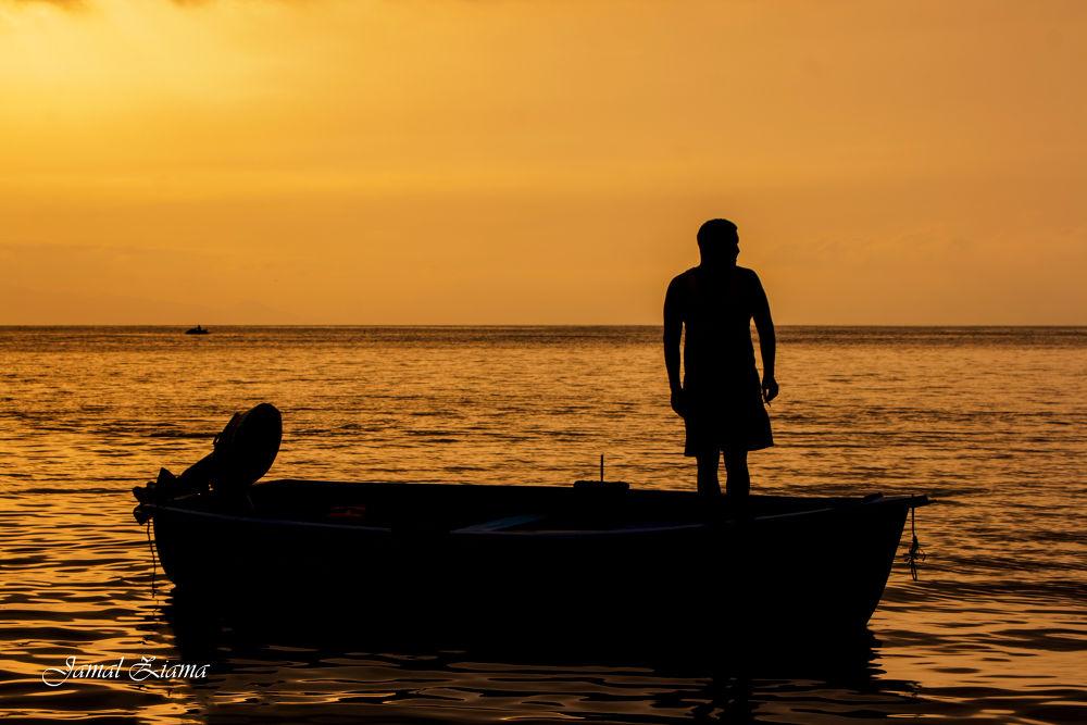 Silhouette  by jamalziama