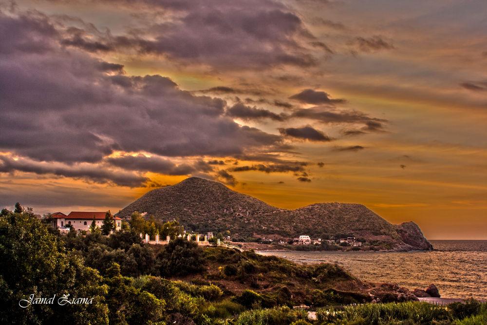 Sunset HDR  by jamalziama