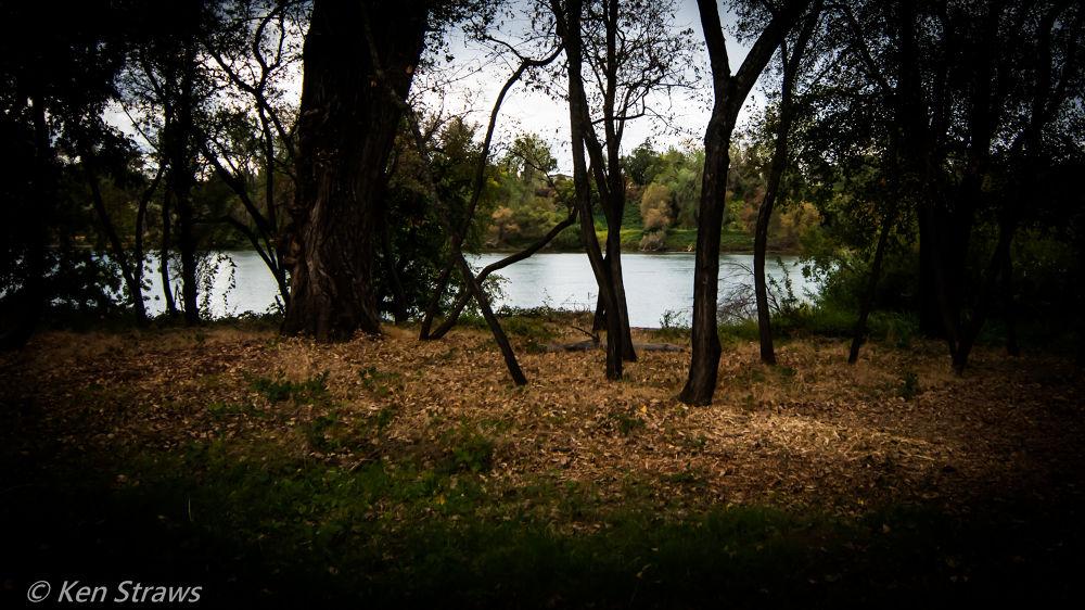 River by Ken Straws