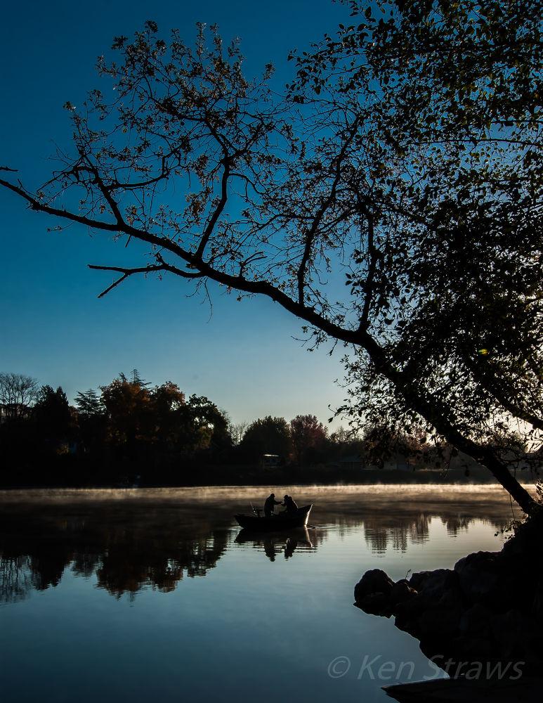 Fishing by Ken Straws