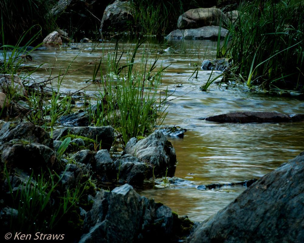 Small Stream by Ken Straws