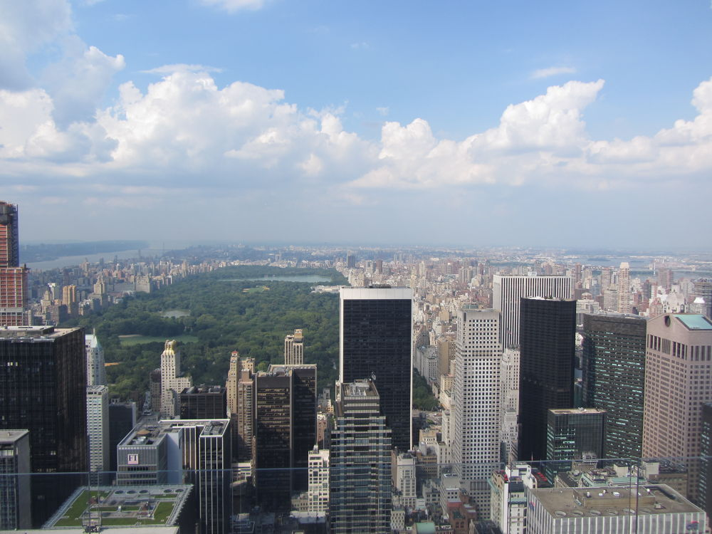 Top of the Rock by pedrosa