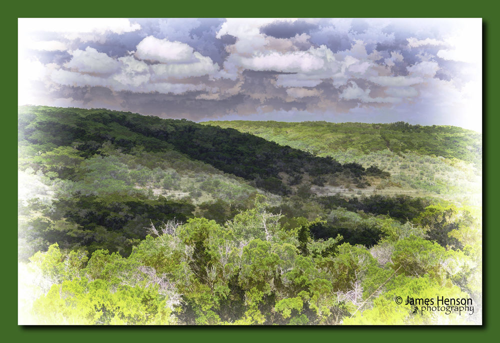Texas Hill Country by James Henson
