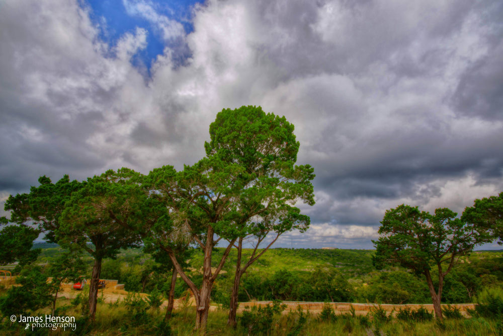 Photo in Landscape #ypa2013 #landscape #trees #clouds #color #nikon