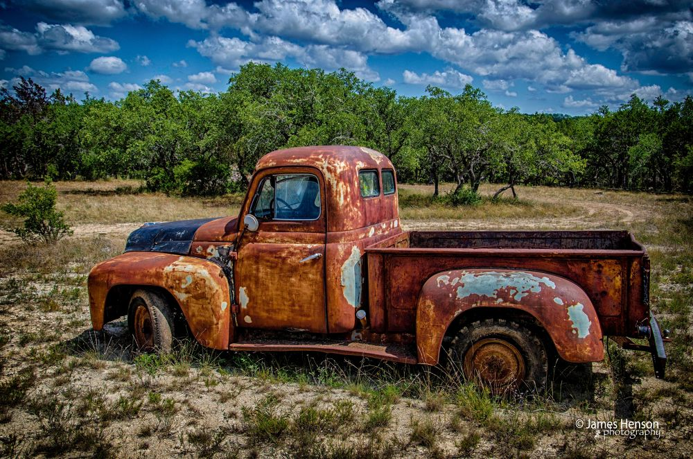 Photo in Vehicle #ypa2013 #vehicle #truck #automobile #old car #old truck #landscape #outdoors #abandoned