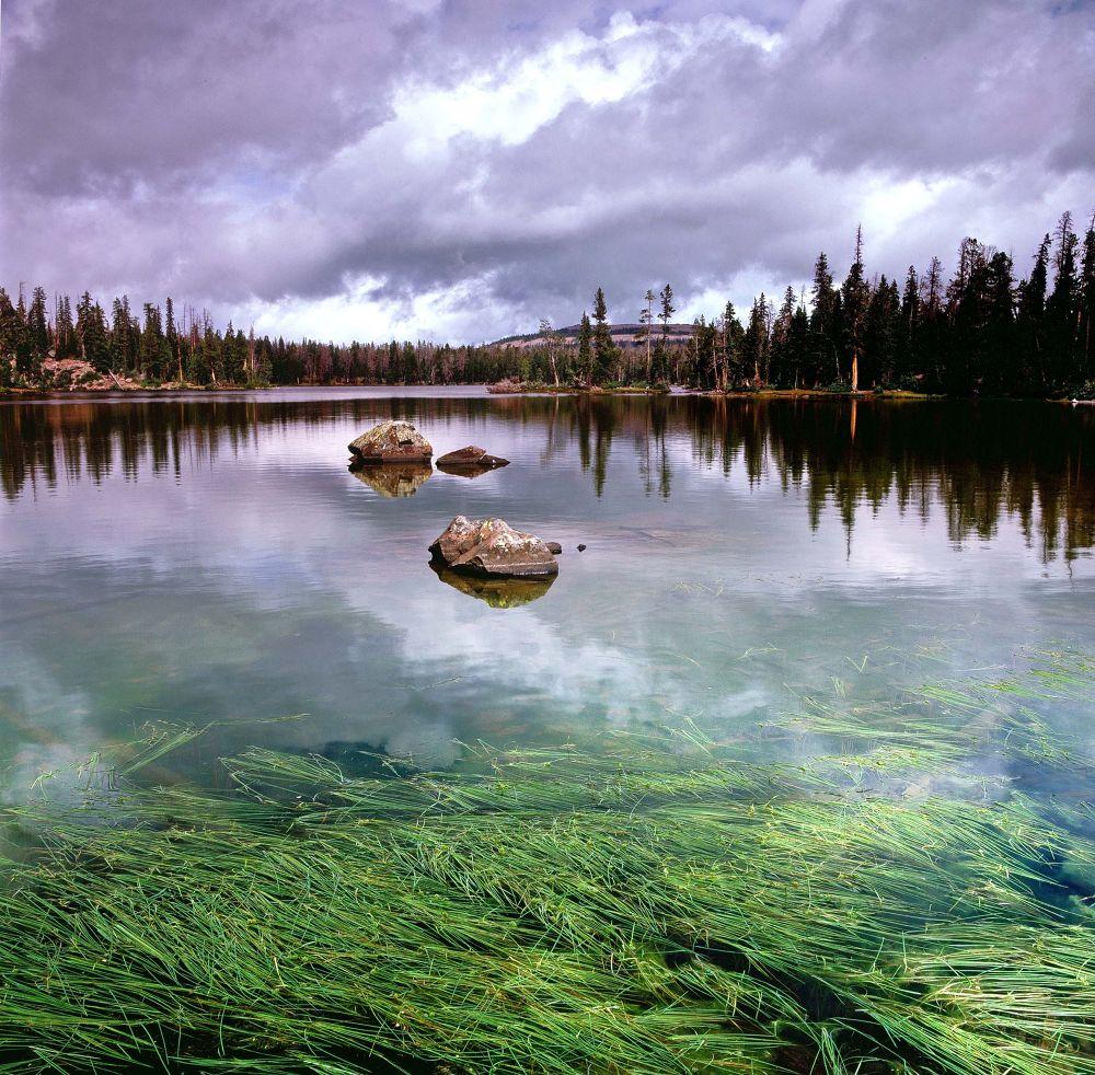 Betsy Lake, Grand Daddy Basin by raymond marlow