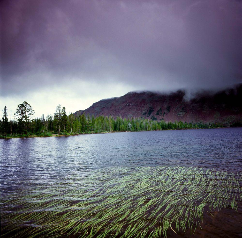 Granddaddy Lake by raymond marlow