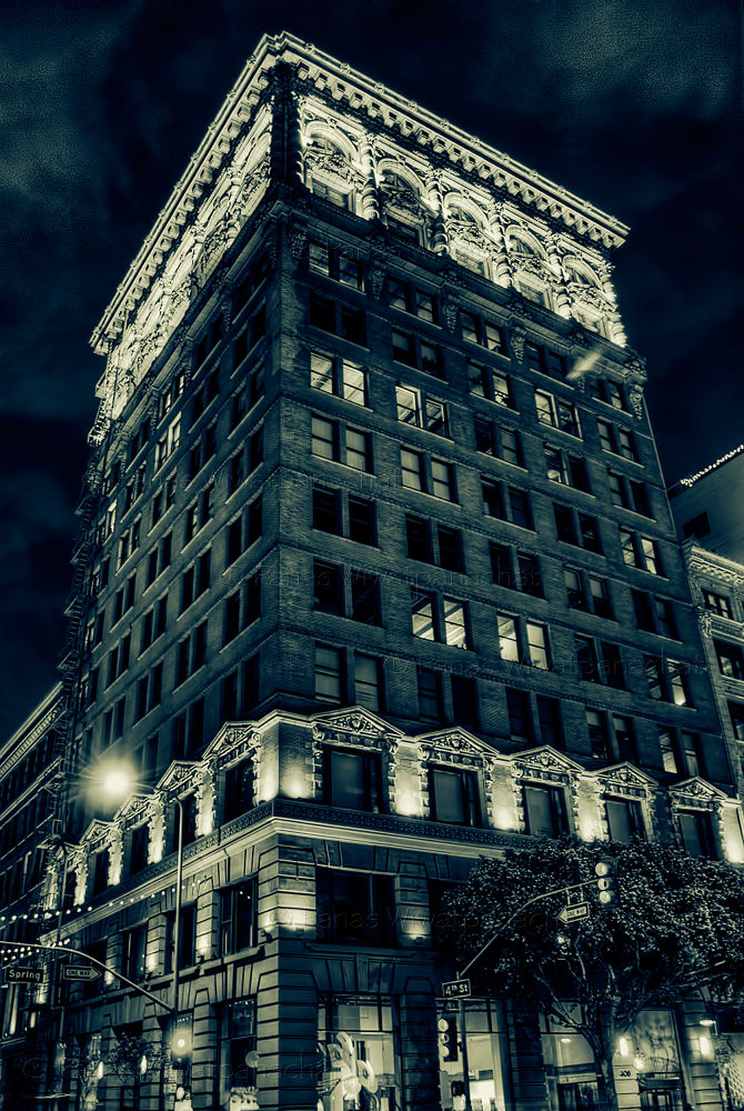 4th and Spring by panasphotography