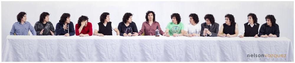 La Ultima Cena by nelson vazquez