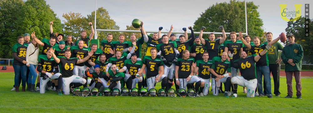 Capital colts berlin by composio