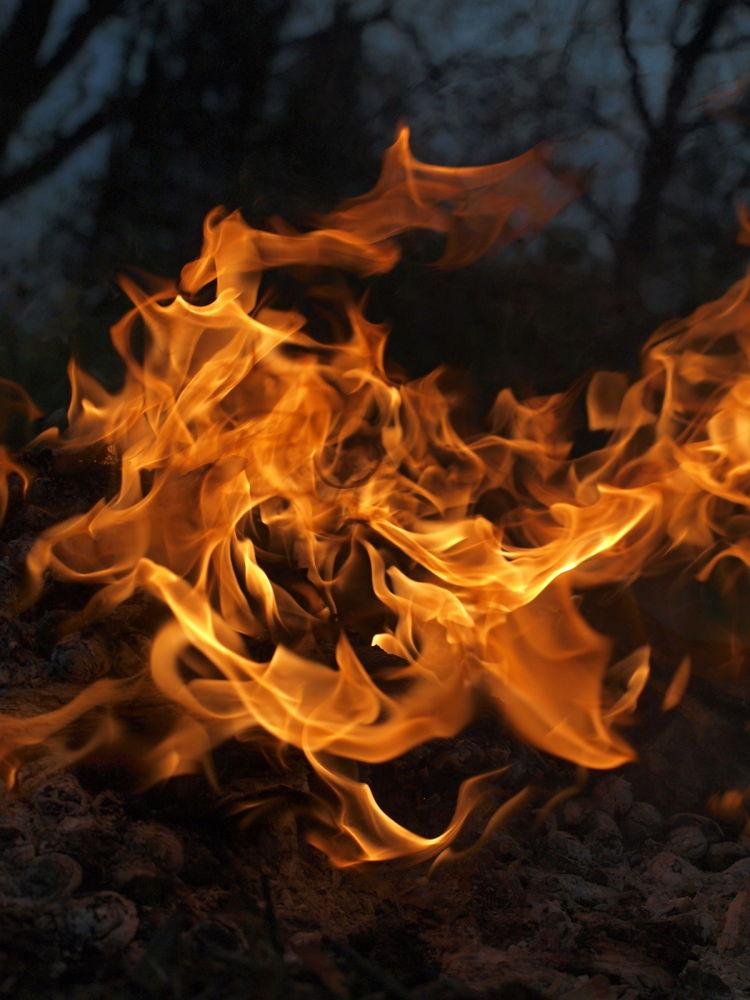 Fire by Marian Hronovsky