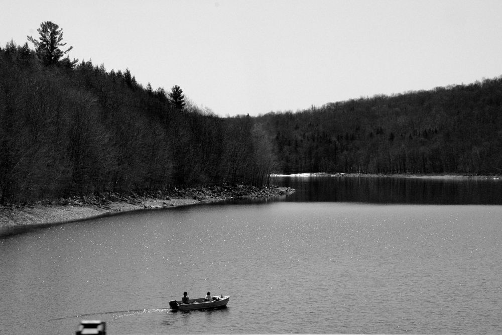 Gone Fishing by Yulius B Susilo