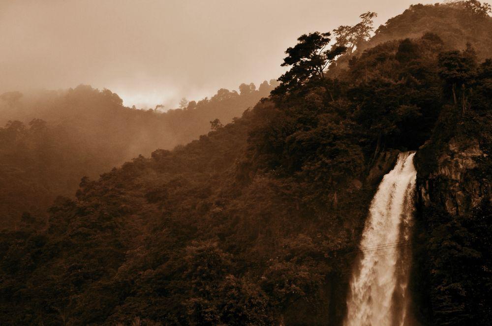 Misty Hills by Yulius B Susilo