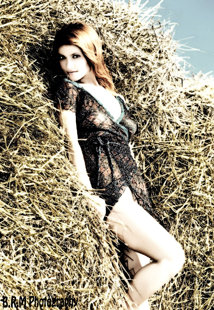 Courtney on farm by brucemoore522066