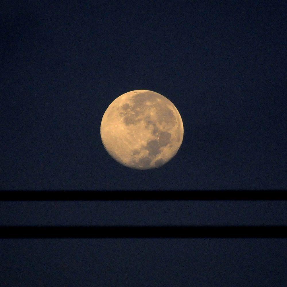 _DSC8264  full moon  by pawel2reklewski