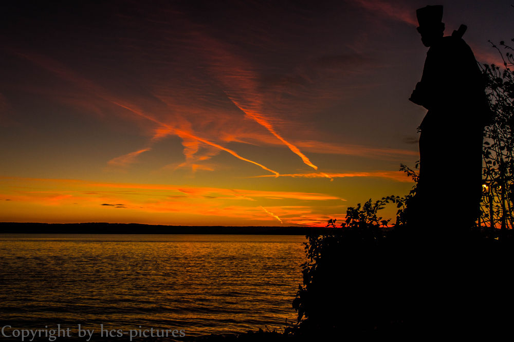 the sky is burning by Steffi Wintermantel (hcs-pictures)