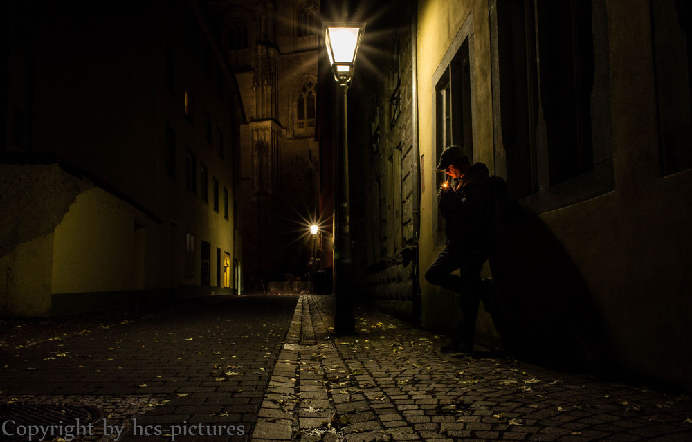 City Night by Steffi Wintermantel (hcs-pictures)