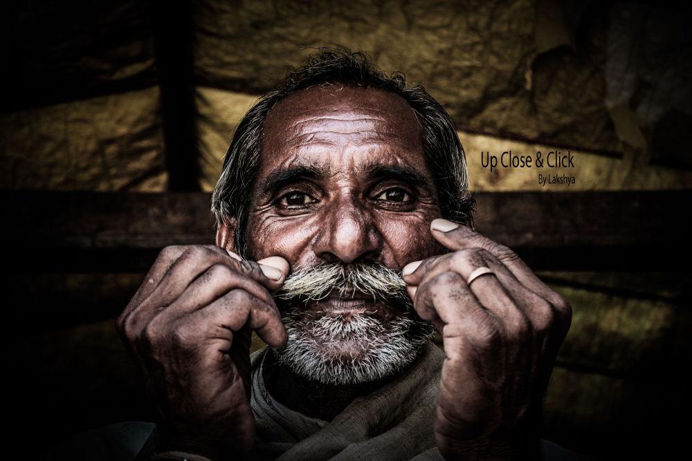 Portrait :) by Lakshya Kaushik