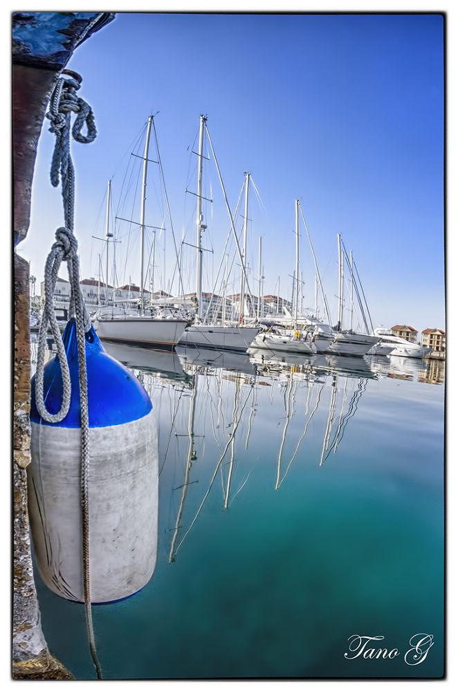 Photo in Landscape #sea #boats #gibraltar