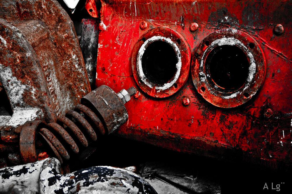 Photo in Industrial #ypa2013 #iron #mister #industrial #nikon #switzerland