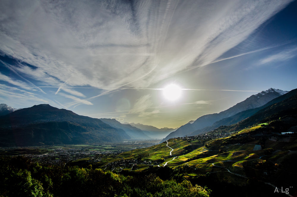 Valais by AL G¨ Photography