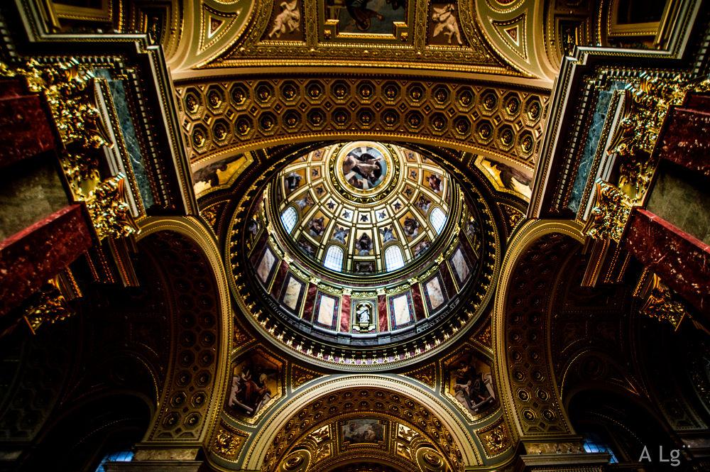 Basilique St Etienne  by AL G¨ Photography