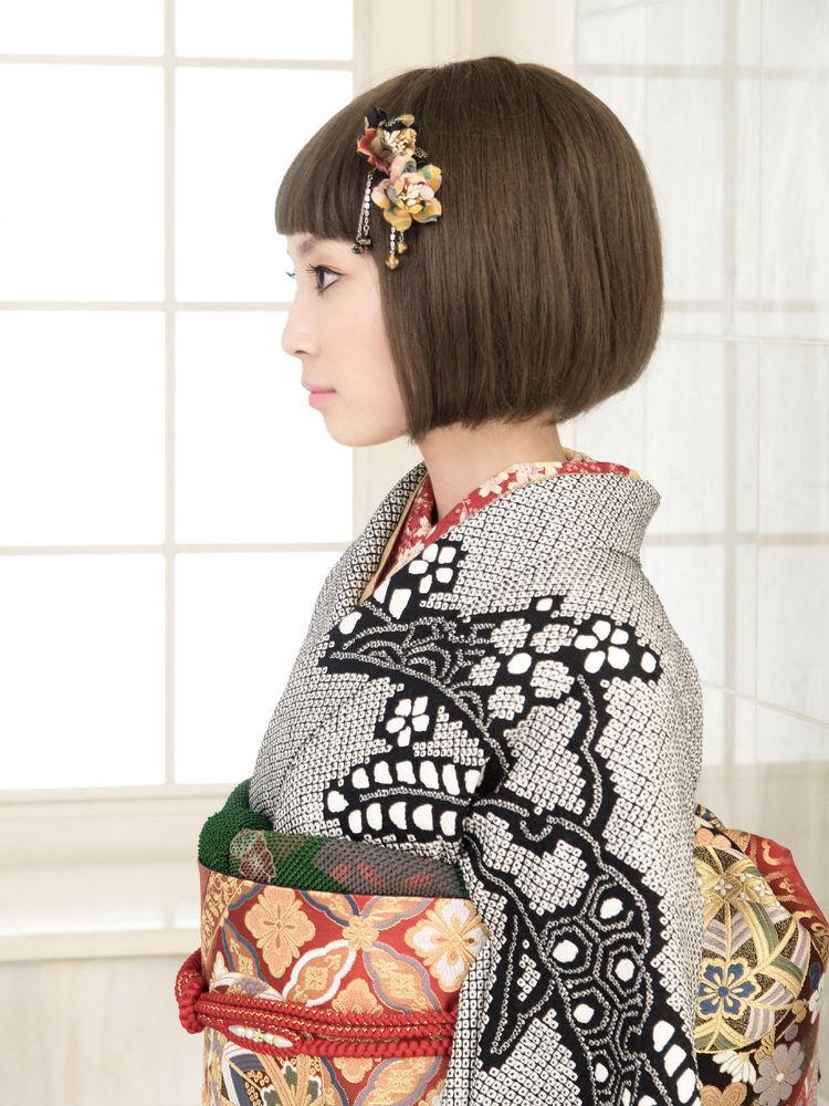 Photo in Portrait #kimono #woman