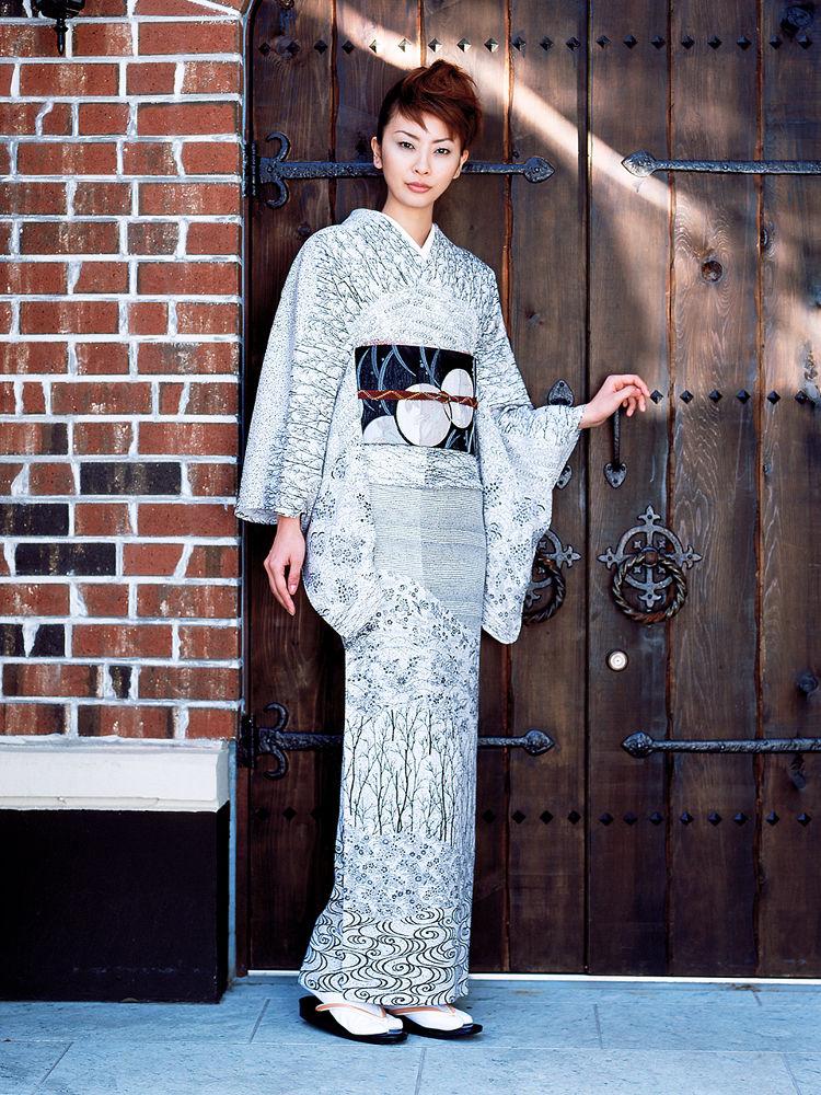 Kimono by Yosuke Ito