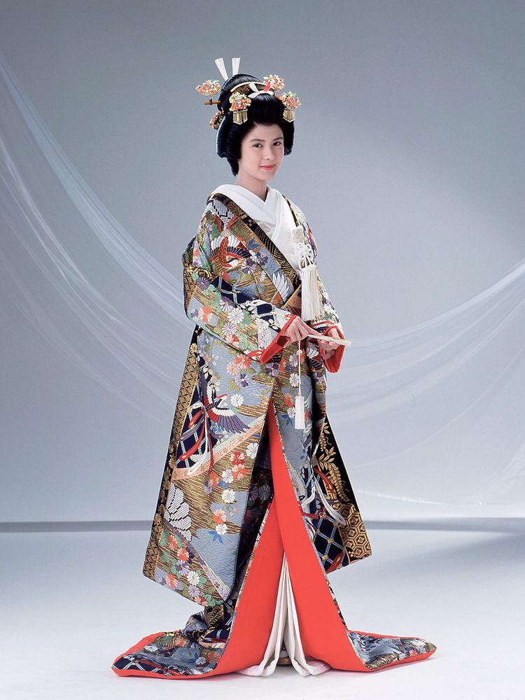 Bridal Kimono by Yosuke Ito