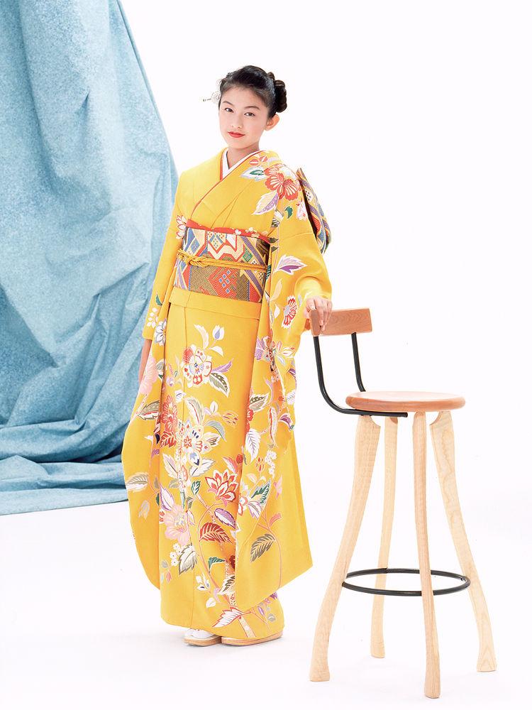 Kimono_Furisode by Yosuke Ito