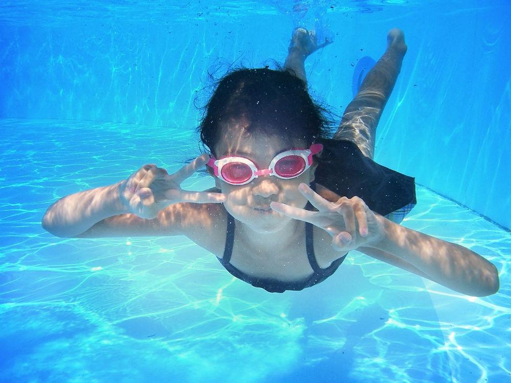 Photo in Underwater #kids