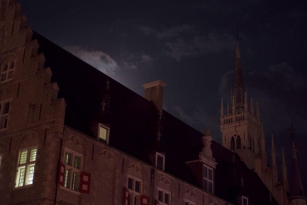 Night view by Yosuke Ito