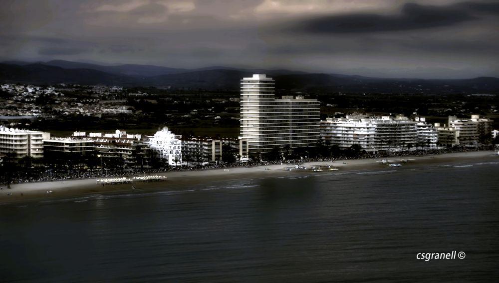 Photo in Landscape #csgranell #peñiscola #mar #castellon #playa