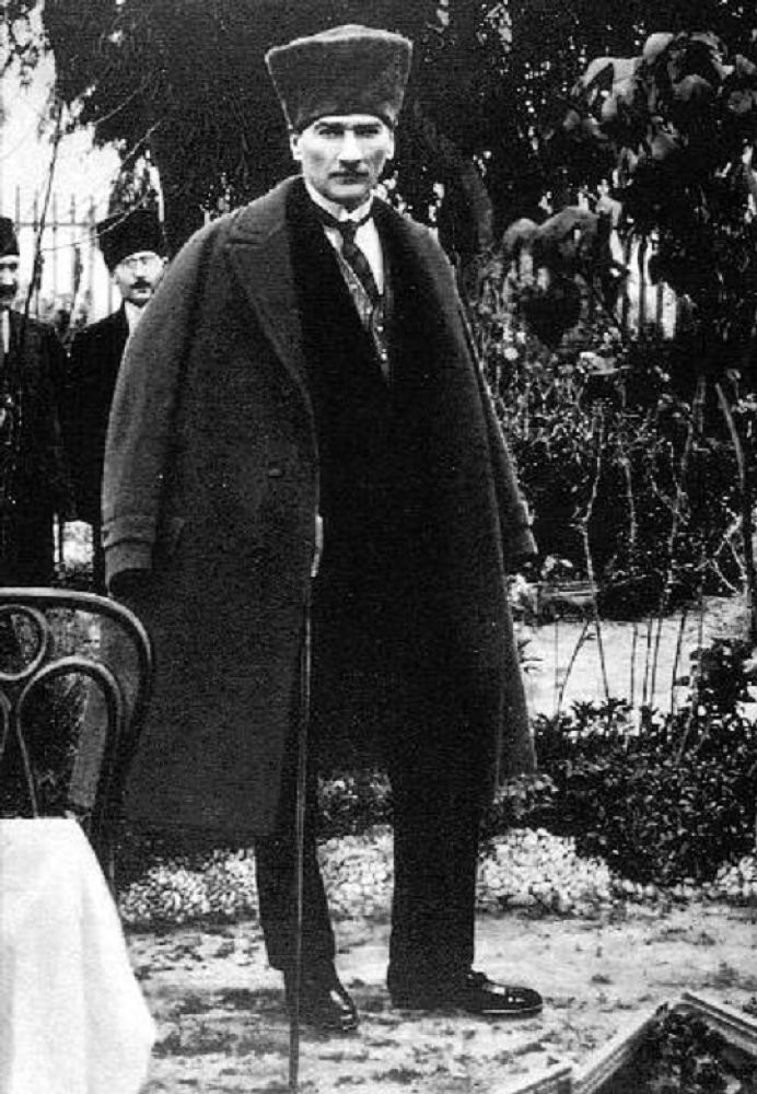 Ataturk by tropikyasam