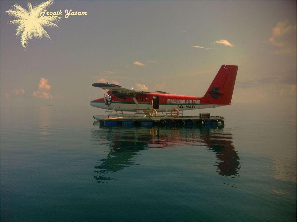 seaplane by tropikyasam