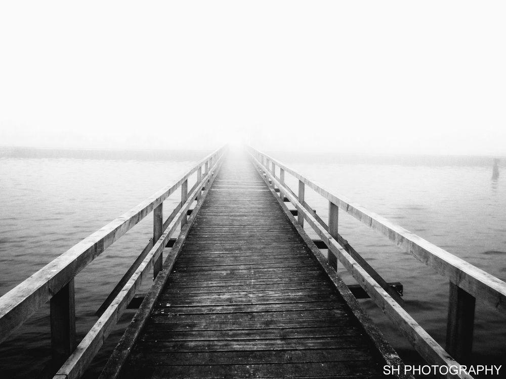 bridge to... by Sarah Hinrichs