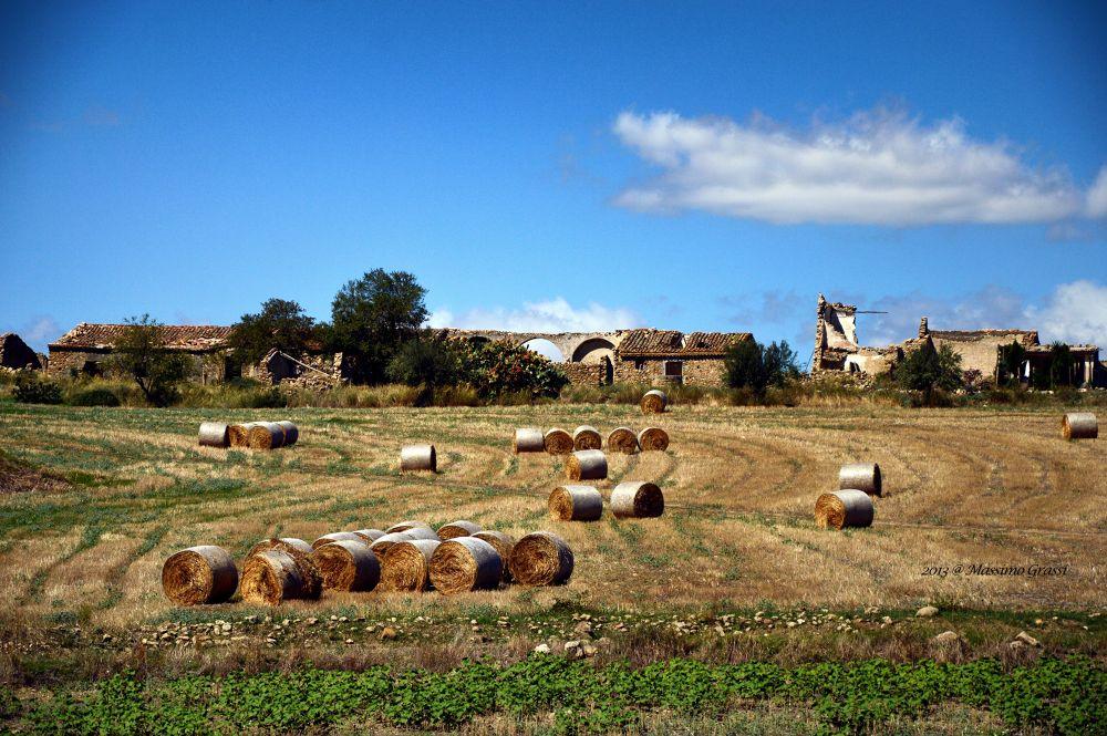 Sicilian Landscape by maxgrassi71