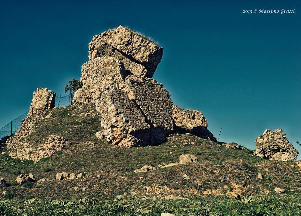 Castello di Aidone by maxgrassi71