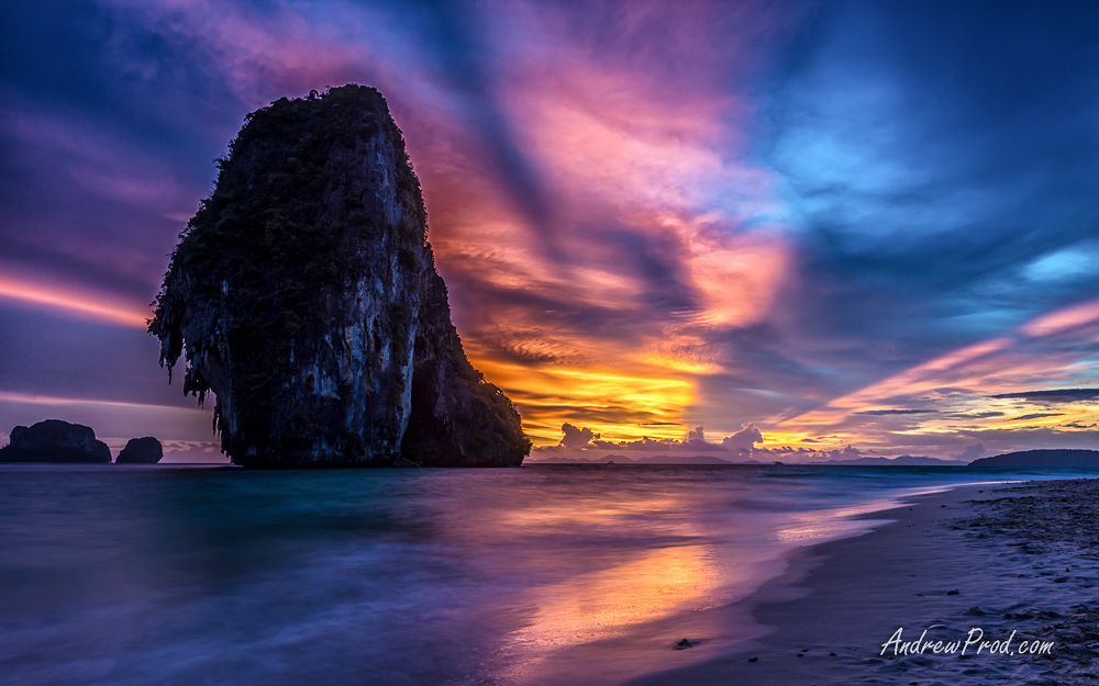 Vivid Sunset by Andrewprod