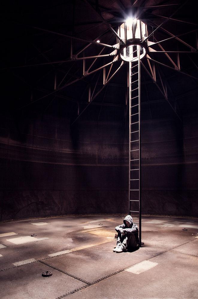 Maybe the Light by Denaës Pierre