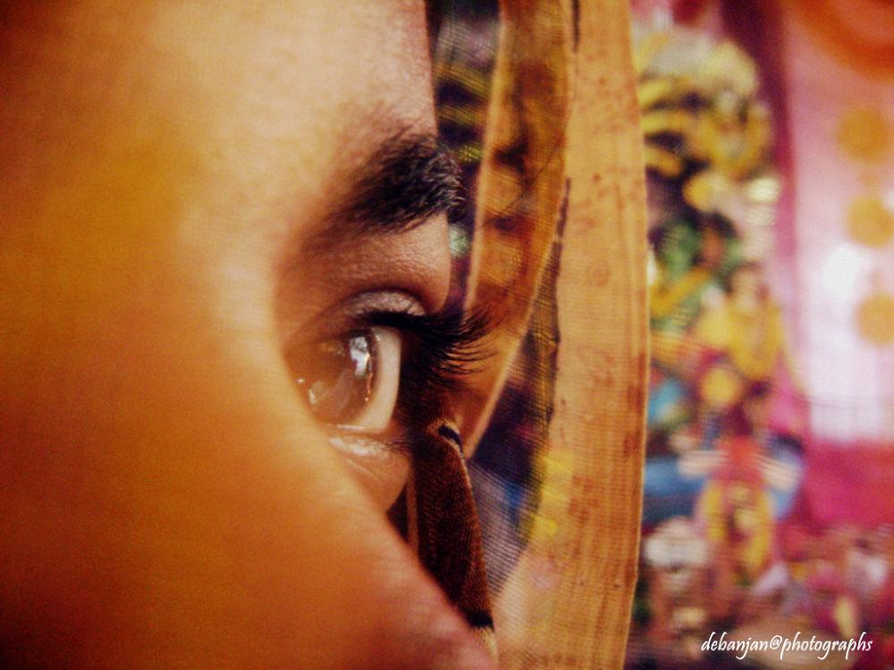 through ur eyes... by Debanjan Mondal