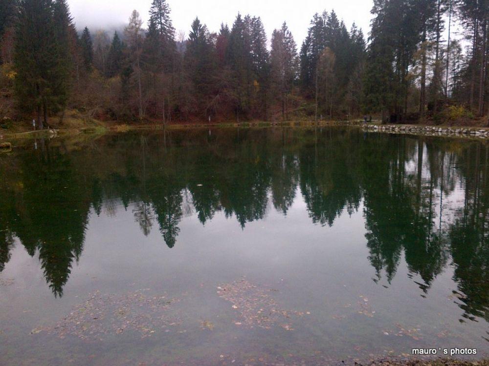 lago wesper trentino by maurobarsi7
