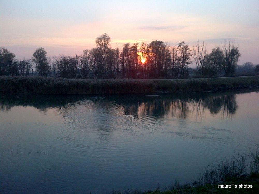 river sile  by maurobarsi7