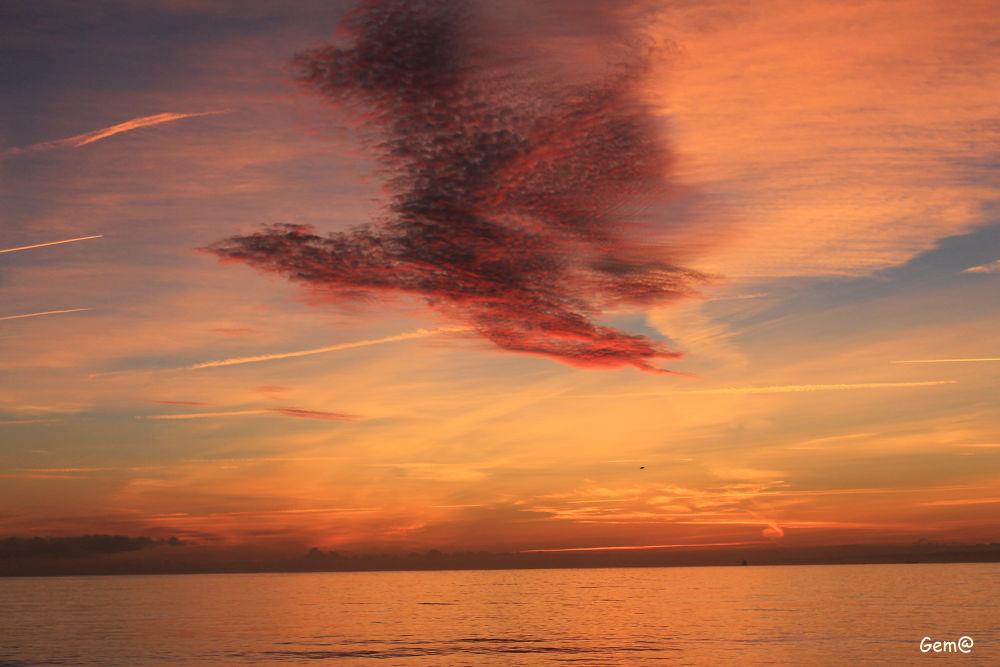 Photo in Random #amanecer #sunrise #asturias #españa