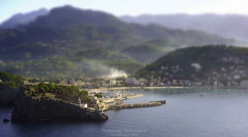 Mallorca en miniatura by Maksims Novikovs