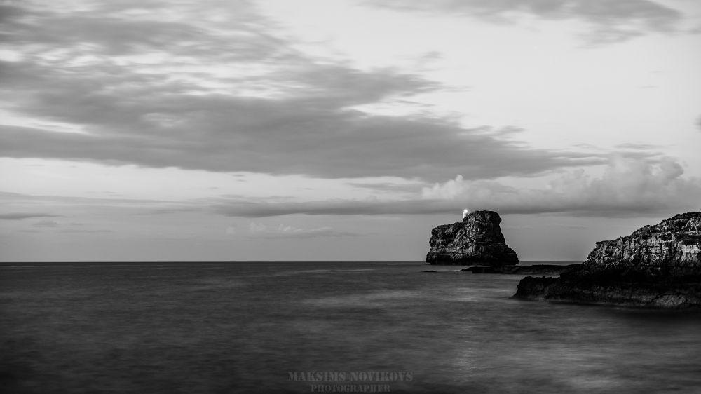 Cabo de Toro, Mallorca by Maksims Novikovs
